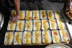 ۷۰ هزار پرس غذا در یزد توزیع شد