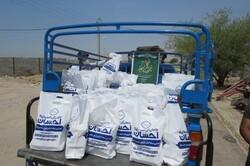 ١١٠ هزار پرس غذای گرم در استان بوشهر توزیع شد