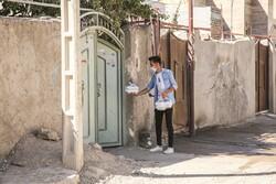 بجنورد میں مؤمنانہ امداد اور غذا کی تقسیم