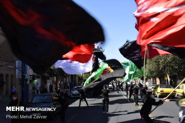 Eid al-Ghadir celebrated in Urmia