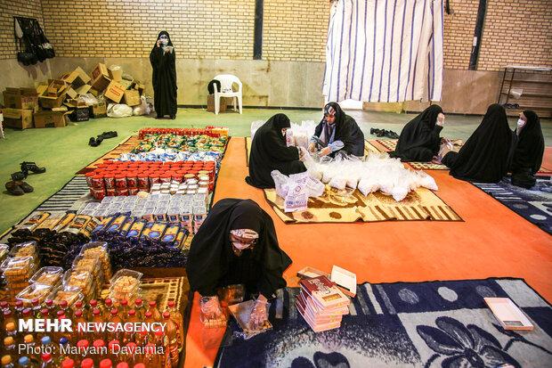 حال و هوای عید غدیر در بجنورد