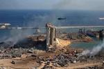 شمار قربانیان انفجار بیروت به ۱۷۱ نفر رسید