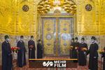 رونمایی از ایوان طلای حرم حضرت عباس (ع)
