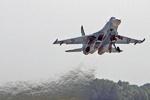 جنگنده روسیه هواپیماهای رادارگریزآمریکا را رهگیری کرد