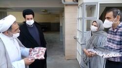 تجلیل از مدافعان سلامت توسط تبلیغات اسلامی آذربایجان شرقی