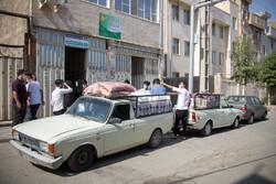 اطعام غدیر در روستای گلحصار باقر شهر