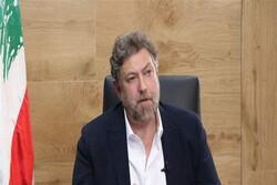 یک نماینده پارلمان لبنان استعفا کرد