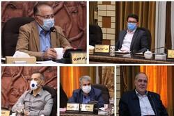 انتخابات هیئت رئیسه شورای شهر تبریز برگزار شد