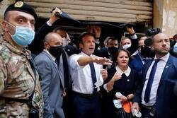 ماکرون: اولویت کنونی لبنان خلع سلاح حزب الله نیست