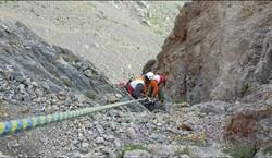 کوهنورد ۴۳ ساله پس از ۵ روز در ارتفاعات دارآباد پیدا شد
