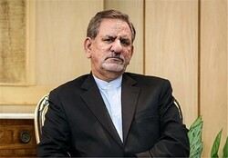 Jahangiri to address SCO Council of Heads of Govt. meeting