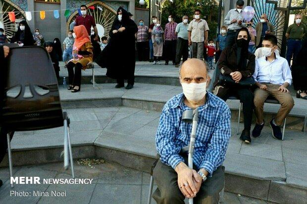 Eid al-Ghadir Khumm celebrated in Tabrizریز