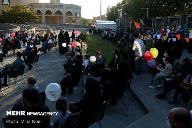 Eid al-Ghadir Khumm celebrated in Tabriz