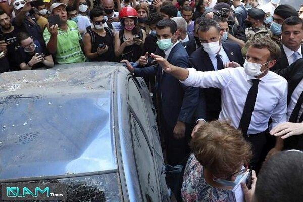 ماكرون تجوّل بشوارع بيروت بأريحية، لأن الإرهابيون لا يغتالون بعضهم البعض