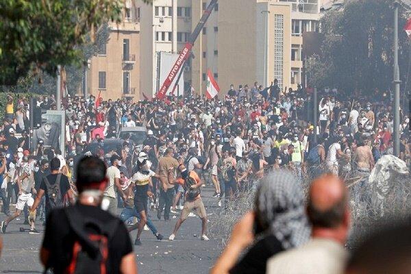 راز آشوبها در لبنان؛ تلاش برای امحای اسناد پشت پرده انفجار بیروت