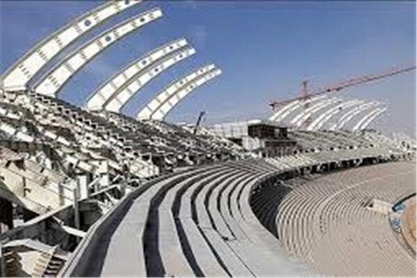 فاز نخست ورزشگاه۱۵هزارنفری بروجرد تا پایان دولت بهرهبرداری میشود