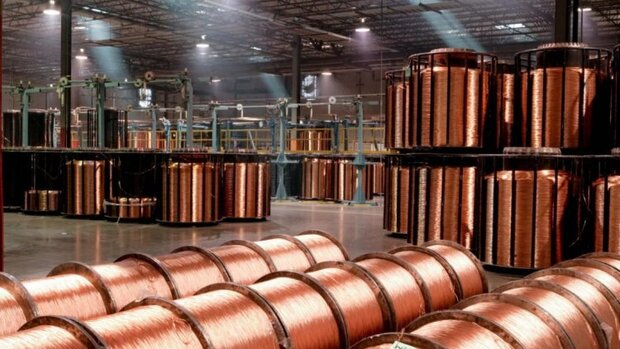 Iran copper cathode output passes 90,000 tons in 4 months
