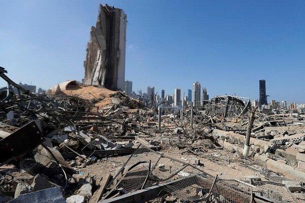 فريق المحققين الفرنسي: انفجار مرفأ بيروت خلّف حفرة بعمق 43 متراً