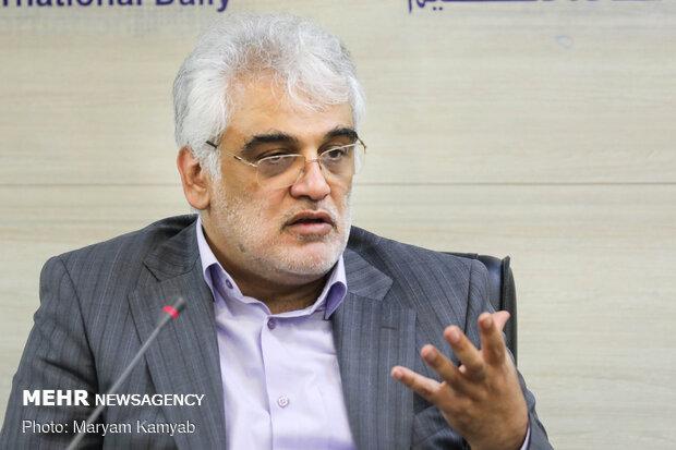 محمدمهدی طهرانچی رئیس دانشگاه آزاد اسلامی