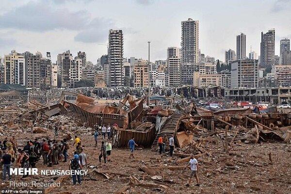 Parl. mulls over Lebanon's developments after blast: Spox