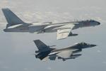 وزارت دفاع تایوان از رهگیری ۲ جنگنده چینی خبر داد
