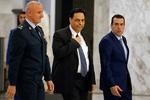 Lübnan hükümeti istifasını sundu