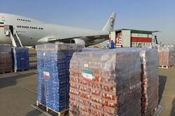 رئيس جمعية الهلال الاحمر الايرانية: ايران ارسلت اكثر من 95 طن من المساعدات الانسانية الى لبنان
