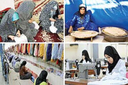 تسهیلات اشتغال به زنان سرپرست خانوار پرداخت میشود