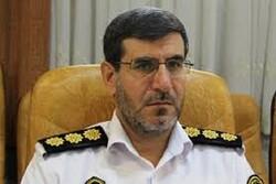 تصادفات خسارتی در استان کرمانشاه ۴۱ درصد کاهش یافت
