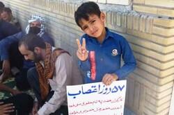 اعتصاب کارگران هفتتپه ۵۷ روزه شد/ بیاعتمادی به دولت