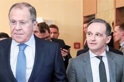آلمان به دنبال گفتگو با روسیه برای حل اختلافات است