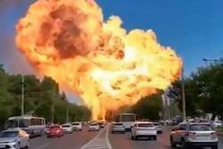 انفجار در شهر ولگوگراد روسیه