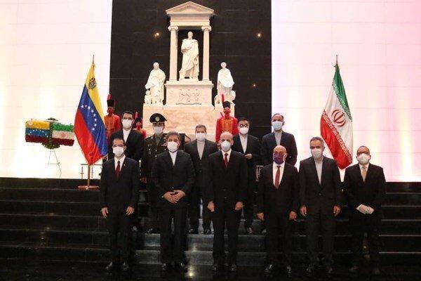 Iran, Venezuela celebrate 70 years of bilateral relations
