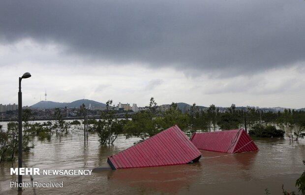 اٹلی میں شدید بارشوں اور سیلاب سے تباہی