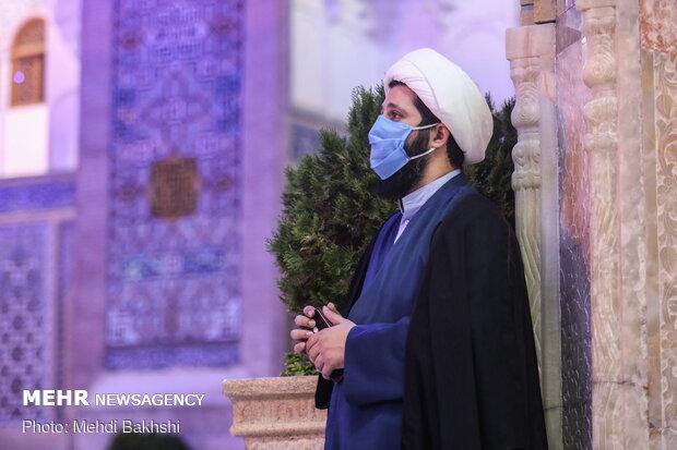 People of Qom celebrate birth anniversary of 7th Shia Imam