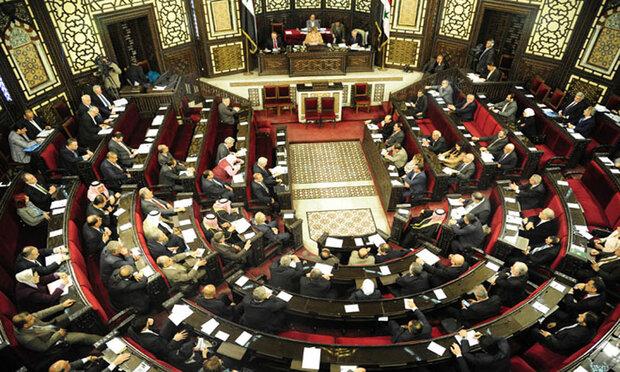 البرلمان السوري يعقد جلسته الافتتاحية للدور التشريعي الثالث