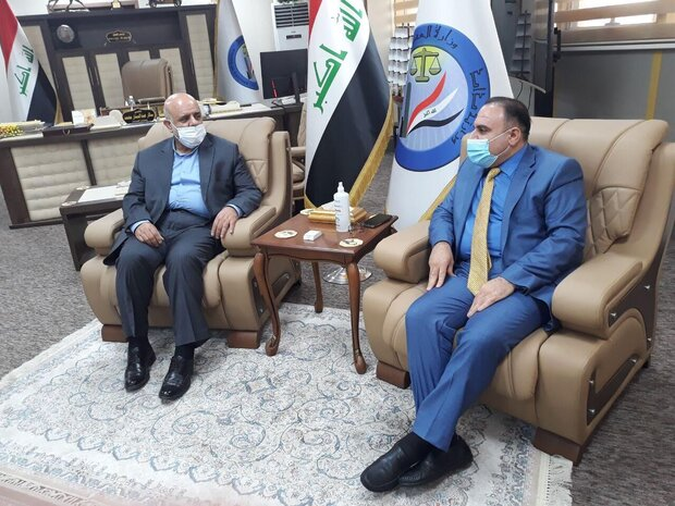 Iran, Iraq underscore expansion of mutual ties