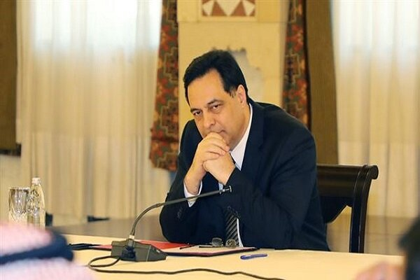 Lebanon on brink of collapse, Diab says