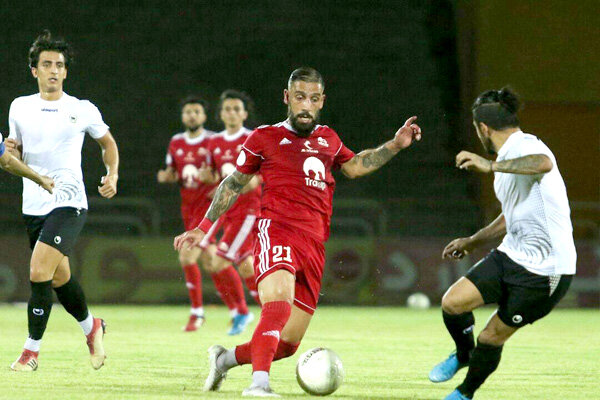 ترکیب تیم فوتبال تراکتور مقابل نفت مسجدسلیمان مشخص شد
