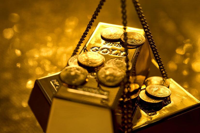 افت دلار قیمت جهانی طلا را از ۱٫۹۰۰ دلار فراتر برد