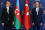 Azerbaycan Dışişleri Bakanı ile Çavuşoğlu görüştü