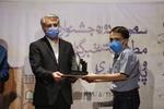 خبرنگار مهر برگزیده جشنواره مطبوعات و خبرگزاریهای فارس شد