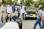 یک کشته و سه مصدوم در حادثه رانندگی پارسآباد