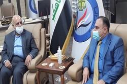 وزیر دادگستری عراق بر تقویت همکاری با تهران تاکید کرد