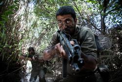 رصد و پایش مرزهای شمالغرب کشور به همت تکاوران ارتش