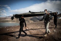 ایرانی بحریہ کے کمانڈوزکا تربیتی کورس