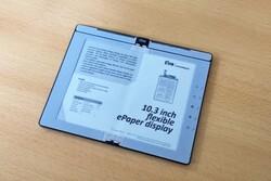 کتابخوان الکترونیکی با نمایشگر تاشوی ۱۰.۳ اینچی