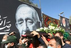 تبریز میں فخر الذاکرین حاج فیروز زیرک کار کی تشییع جنازہ