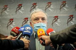 وزير الصحة الإيراني يشيد بدعم روح المقاومة خلال فعاليات مهرجان أفلام المقاومة الدولي