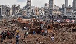 ارتفاع حصيلة انفجار مرفأ بيروت إلى 171 شهیدا